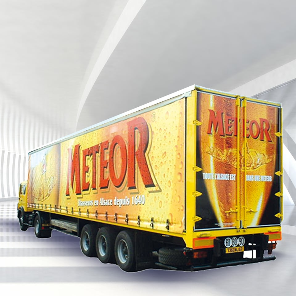 Covering total camion Meteor