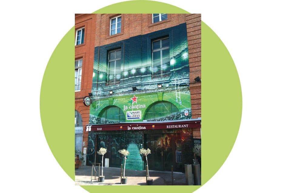 Affiche grand format Heineken